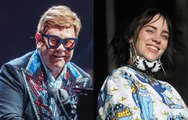 Elton John Reveals He's a Huge Fan of Billie Eilish