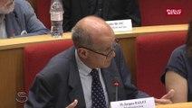 Jacques Bailet, président du réseau des banques alimentaires