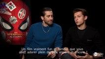 Spider-Man Far From Home : Rencontre avec l'équipe du film