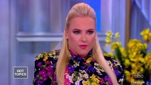 Report: Meghan McCain May Leave 'The View'