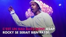 A$AP Rocky arrêté en Suède à la suite d'une violente altercation