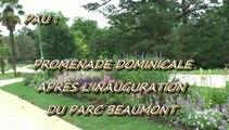 LES PROMENADES DE MICHOU W-D.D. - 30 JUIN 2019 - PAU - PROMENADE DOMINICALE APRÈS L'INAUGURATION DU PARC BEAUMONT