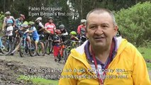 Egan Bernal, young Colombian cyclist chasing Tour de France glory