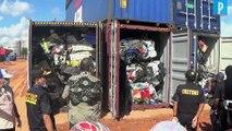 L'Indonésie va renvoyer des conteneurs de déchets vers la France