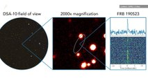 Mysterious Space Signal Originated from Galaxy Like the Milky Way