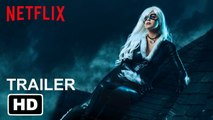 Marvel's THE BLACK CAT Teaser Trailer - Netflix Concept | Amber Heard, Vincent D'Onofrio