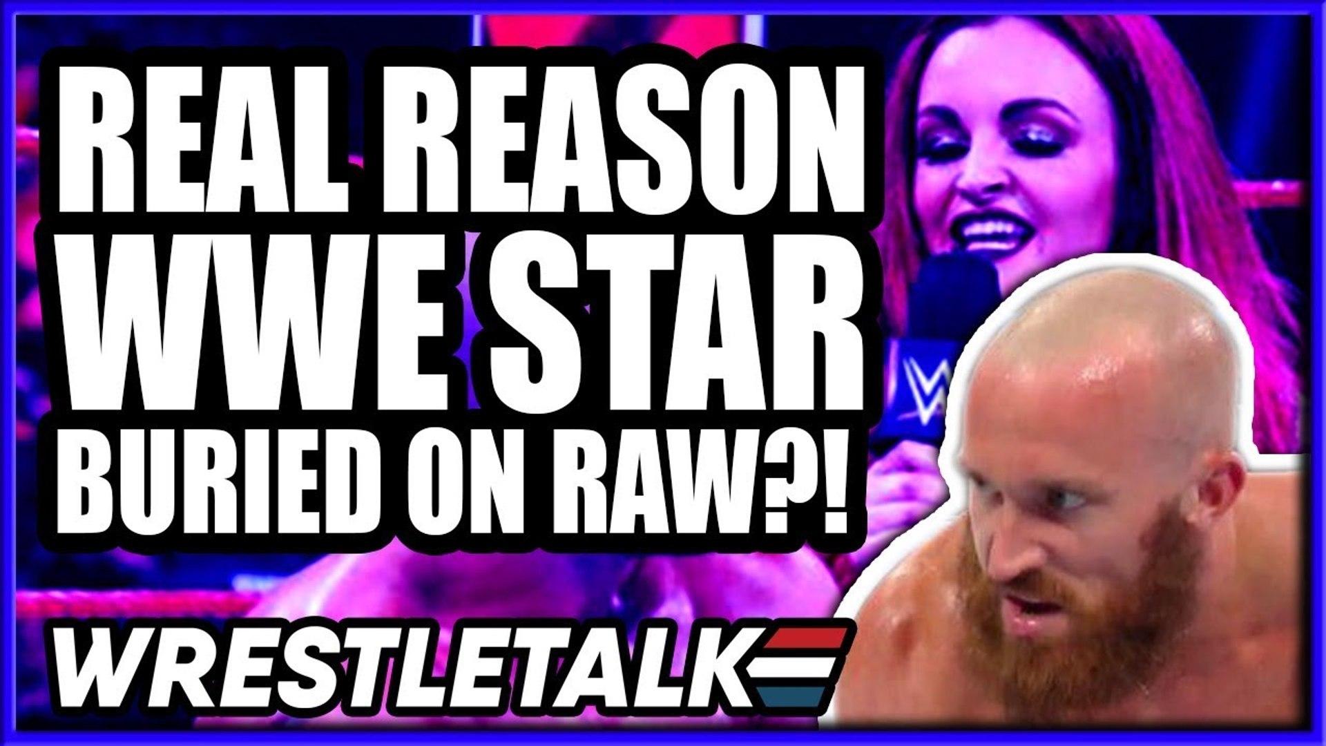 Real Reason AJ Styles Turned HEEL On WWE Raw! WWE Stars Leaving Update! | WrestleTalk News July 2019