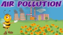 Air Pollution - Causes - Effects, Air Quality Index, Educational Videos - Lessons for Children, Kids