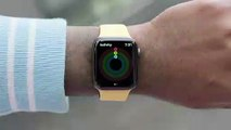 Apple Watch Close Your Rings : Cory