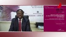 """"""" L' équilibre régional est nécessaire au Cameroun"""" - Célestin TAGOU"""