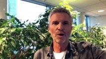 Vidéo exclusive de Denis Brogniart pour le Koh Lanta du collège de Corcieux