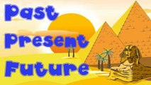 learn arabic - saudi dialect - present and past tense verbs - video