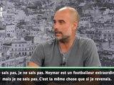 """Barça - Guardiola : """"Un retour de Neymar ? C'est la même chose si je revenais"""""""