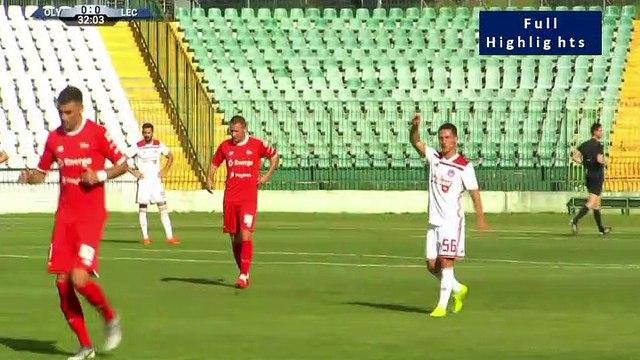 Lechia Gdansk 1-1 Olympiakos Piraeus - Highlights 03.07.2019