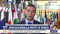 """Jordan Bardella: """"Le Mercosur, c'est un coup de poignard supplémentaire pour nos agriculteurs"""""""