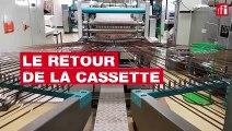En Normandie, une entreprise ressuscite la cassette audio
