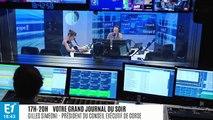 """Édouard Philippe en Corse : """"Ses réponses ne sont pas à la hauteur de nos attentes"""", juge Gilles Simeoni"""