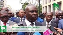 CONGO : BEPC 2019 - des caméras en test dans des salles d'examen à Brazzaville