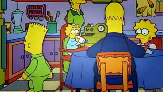 The Simpsons Season 7 Episode 11 Marge Be Not Proud