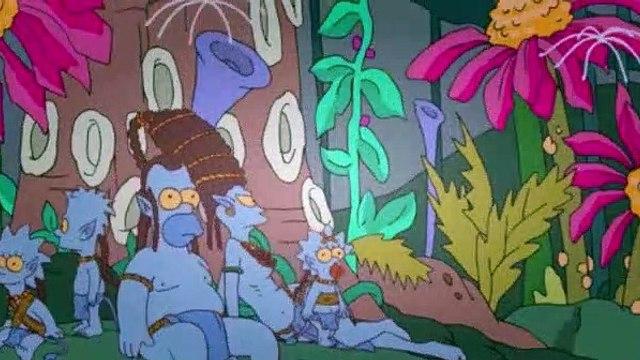The Simpsons Season 22 Episode 6 The Fool Monty