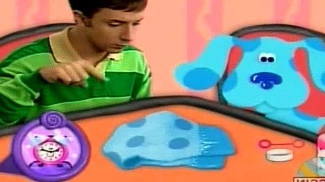 Blues Clues Season 3 Episode 24 - Blues Collection