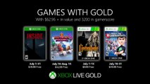 "Xbox Games with Gold - ""July 2019"" Trailer"