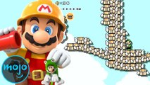 Top 10 Insane Mario Maker 2 Levels