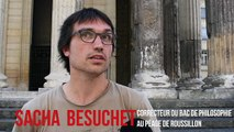 Isère : un professeur gréviste explique pourquoi il ne rend pas les résultats du bac