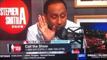Stephen A Smith says he getting word Kawhi Leonard is signing going to Lakers on Radio Show 7-3-19