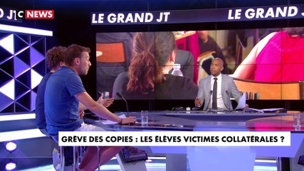 Julien Bayou - CNews mercredi 3 juillet 2019
