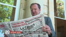 Raymond Barre : l'ancien Premier ministre a-t-il caché 7 millions d'euros en Suisse ?