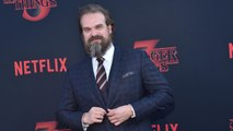 David Harbour Says Watching the 'Stranger Things' Kids Grow up Is a 'Mixed Blessing'
