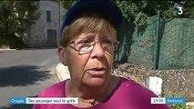Grêle : de nombreux dégâts dans une commune du Gard