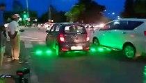 Démarcation lumineuse pour passage piétons : invention très utile