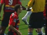 30/08/03 : AJA-SRFC : carton rouge Barbosa (32')