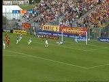 13/08/05 : MFC-SRFC : carton rouge Monterrubio (9')