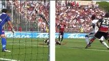 16/08/09 : Asamoah Gyan (45'+2) p. : Nice - Rennes (1-1)