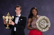 Serena Williams and Andy Murray Team up for Mixed Doubles Competition