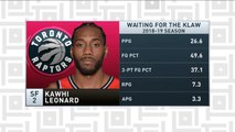 Tiki and Tierney: Is Kawhi Leonard leaning towards signing with Toronto?