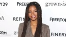 Halle Bailey Nabbed Starring Role in 'Little Mermaid' | THR News