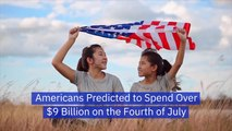 American Spending During The 4th Of July