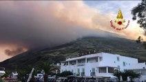 Vulcão mata turista na Itália