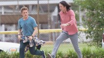 Keanu Reeves and Alex Winter ON SET of 'Bill and Ted 3'   FIRST LOOK