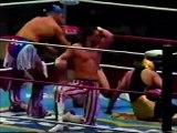 Konnan/Black Cat/Love Machine/Eddie Guerrero vs Mascara Sagrada/Perro Aguayo/Latin Lover/Tinieblas Jr (AAA October 9th, 1994)