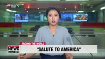 Trump's critics say July 4 extravaganza turns celebration into 'political rally'