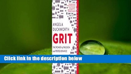 Full version  Grit: The Power of Passion and Perseverance  For Kindle