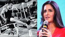 Katrina Kaif reveals big secret of Salman Khan's fitness after Bharat | FilmiBeat