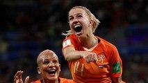 Les Néerlandaises en finale de la Coupe du monde de football !