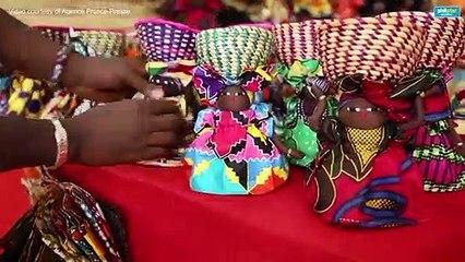 Burkina Faso: African dolls challenge barbie stereotype
