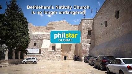Bethlehem's Nativity Church removed from UNESCO endangered list